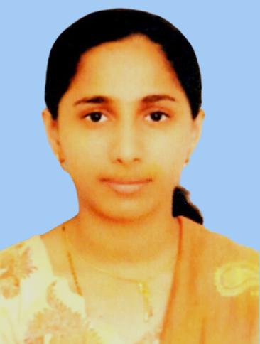Ms. Hridhya Shaju
