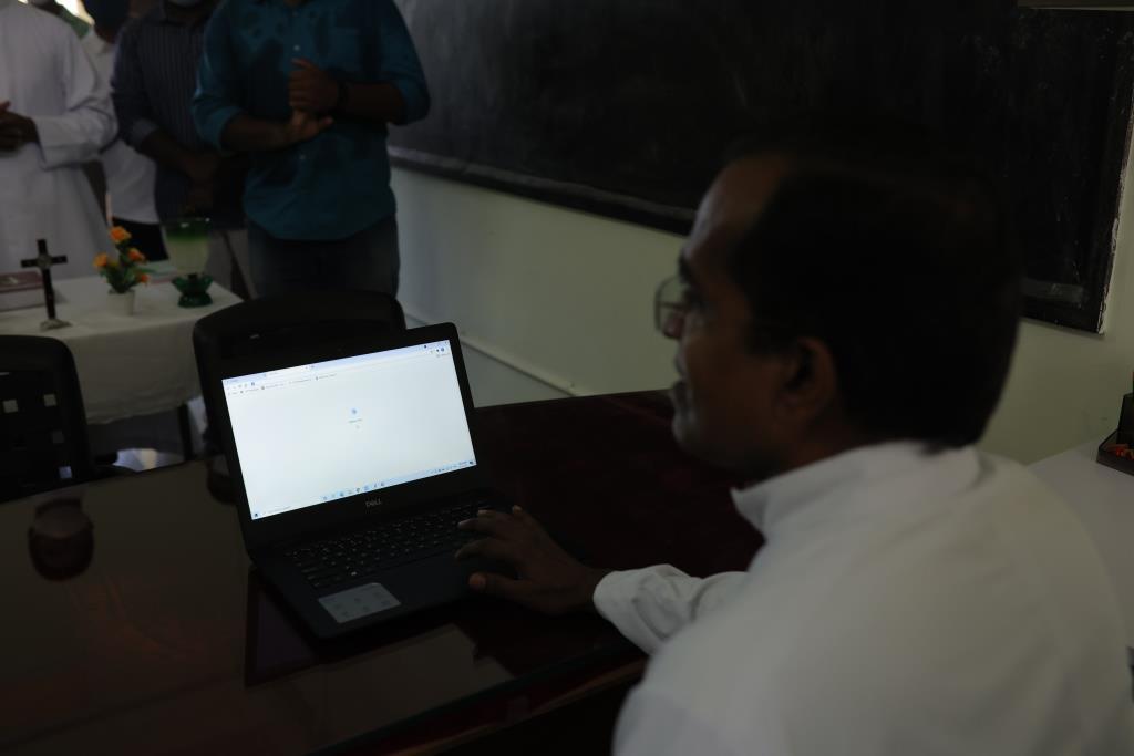 Website Launching