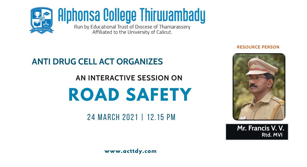 Seminar -  Road Safety