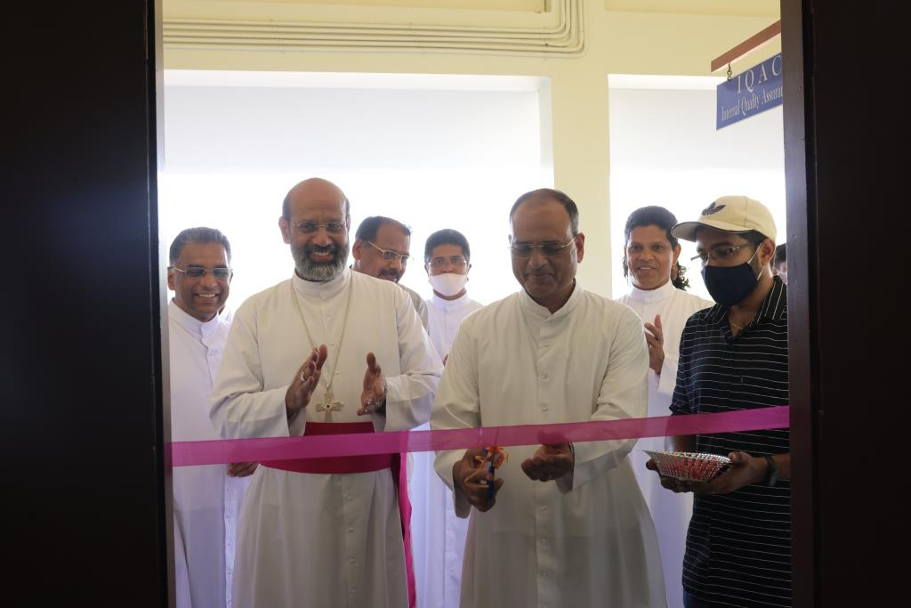 Inaugurated IQAC Office